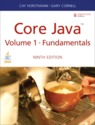 Core java volume 1 - fundamentals 9th edition