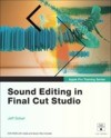 apple pro training series: sound editing in final cut studio book/dvd package