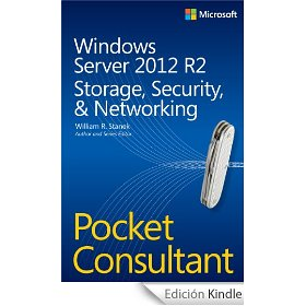 Windows server 2012 r2 pocket consultant: storage, security