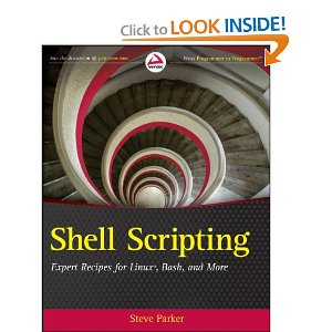 Shell scripting: expert recipes for linux