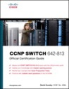 Ccnp switch 642-813 official certification guide book/cd package