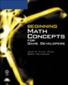 Beginning math concepts for game developers book/cd package