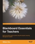 Blackboard essentials for teachers.