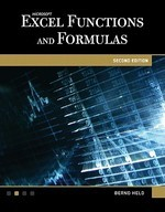 Microsoft excel functions and formulas 2nd edition book/cd package