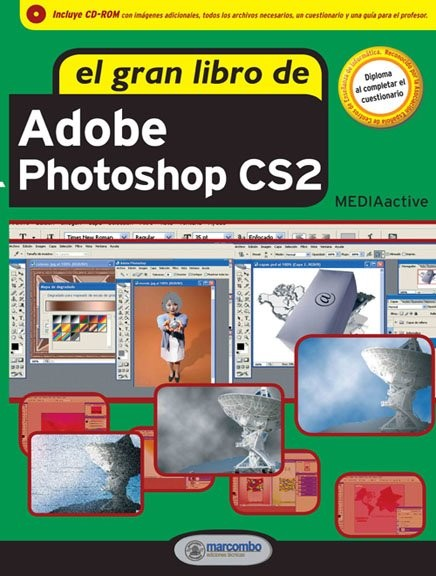Photoshop cs2, el gran libro de