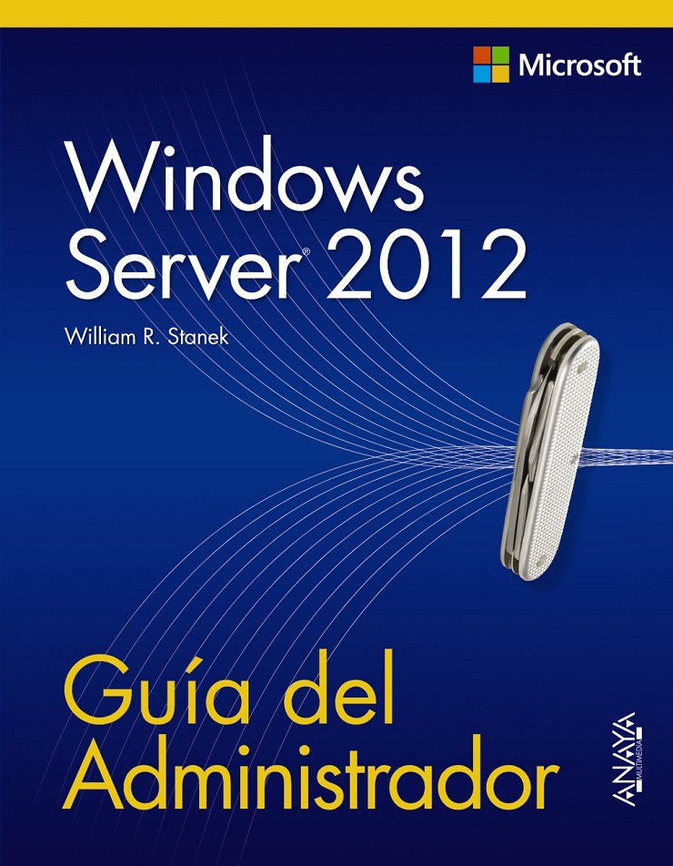 Windows server 2012. guía del administrador