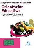 orientacion educativa temario vol 2