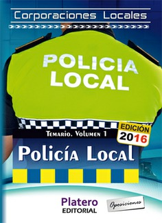 Policia local temario volumen 2